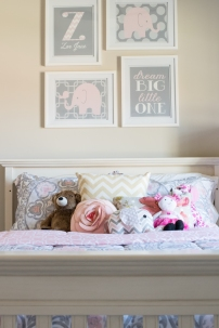 Staging The Nest - Occupied Staging - Kids Bedroom