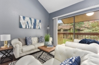 Staging The Nest - Vacant Staging - Living Room1