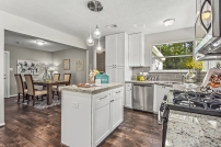 Vacant Home Staging - Staging The Nest - Kitchen