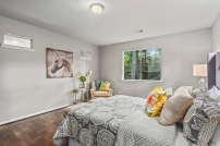 Vacant Home Staging - Staging The Nest - Master Bedroom 2