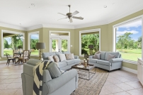 Staging The Nest - Vacant Staging - Living Room2