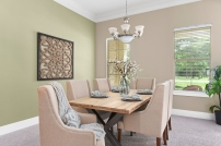 Staging The Nest - Vacant Staging - Dining Room1
