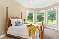 Staging The Nest - Vacant Staging - Master Bedroom