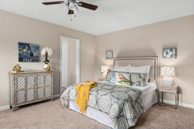 Staging The Nest - Vacant Home Staging - Master Bedroom2