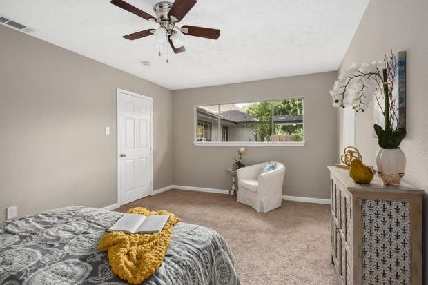 Staging The Nest - Vacant Home Staging - Master Bedroom3